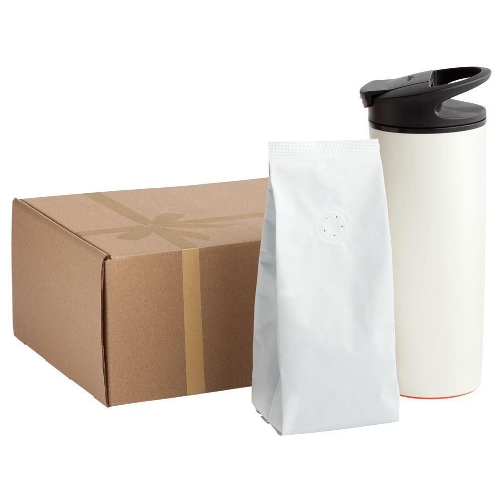 Кофе в зернах, в белой упаковке - 3