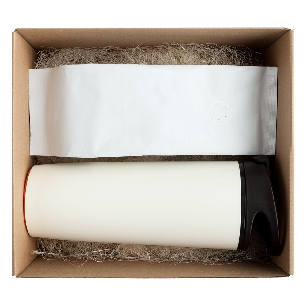 Кофе в зернах, в белой упаковке - 4