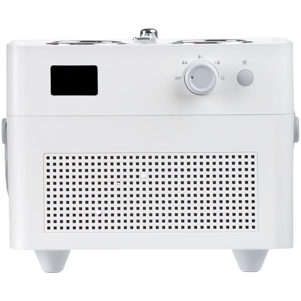 Переносной увлажнитель-ароматизатор с подсветкой Breathe at Ease, белый - 1
