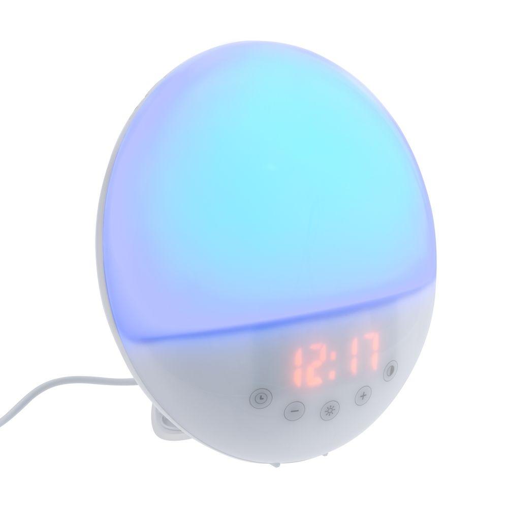 Мультимедийная станция с имитацией солнечного света dreamTime, ver.2, белая - 11