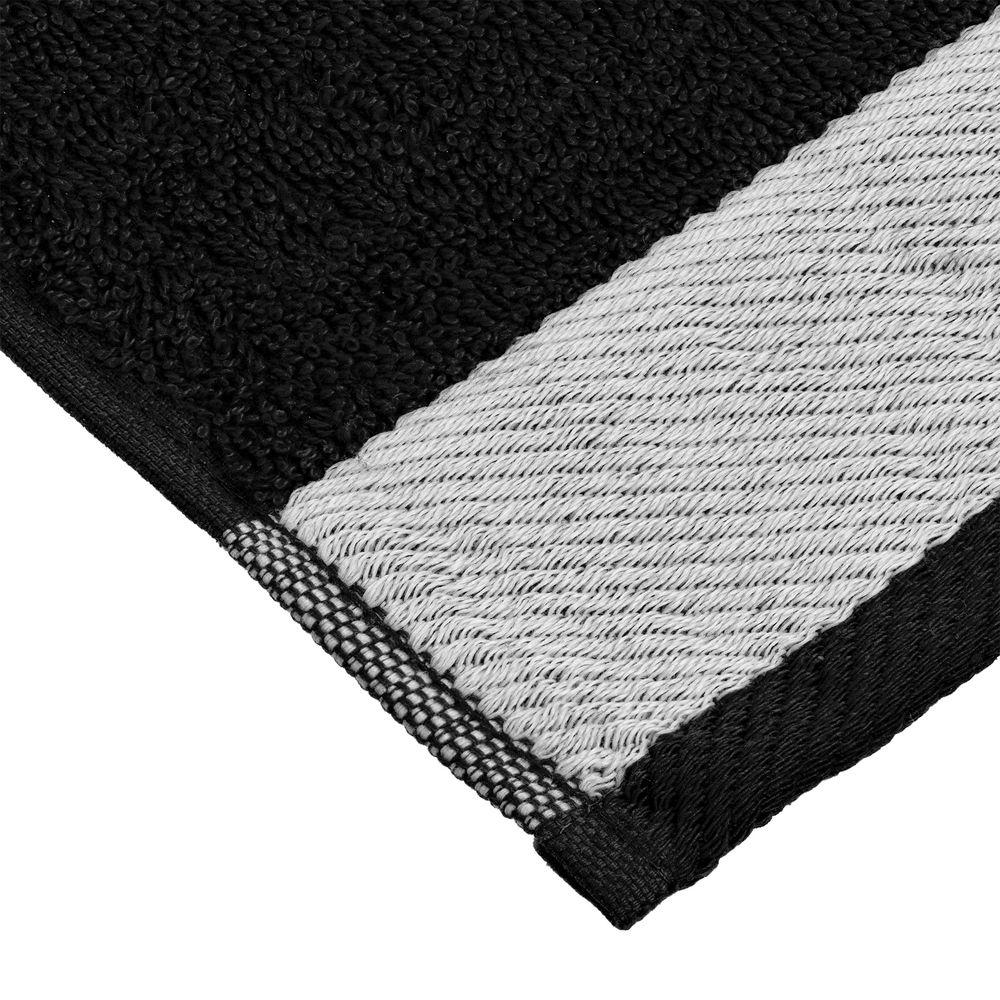 Полотенце Etude, малое, черное - 5