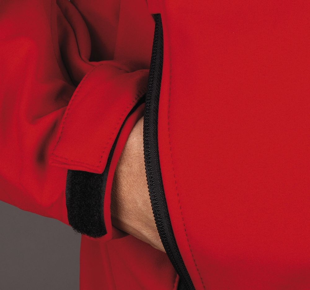Куртка мужская на молнии Relax 340, белая - 4