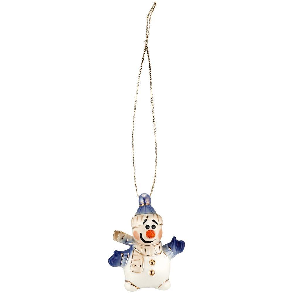 Фарфоровая елочная игрушка Olaf - 8