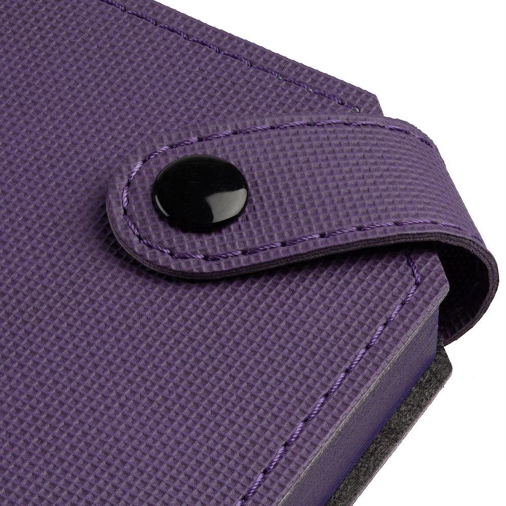 Ежедневник Tenax, недатированный, фиолетовый - 8