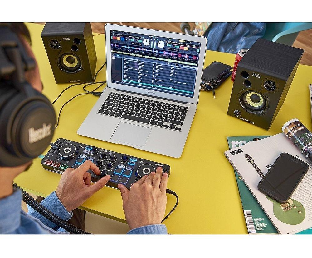 Набор начинающего диджея Hercules DJ Starter Kit - 9