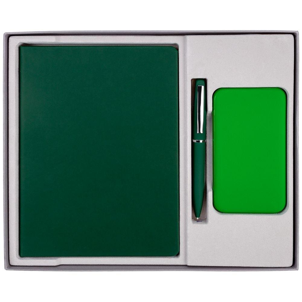 Набор Shall Recharge, зеленый - 1