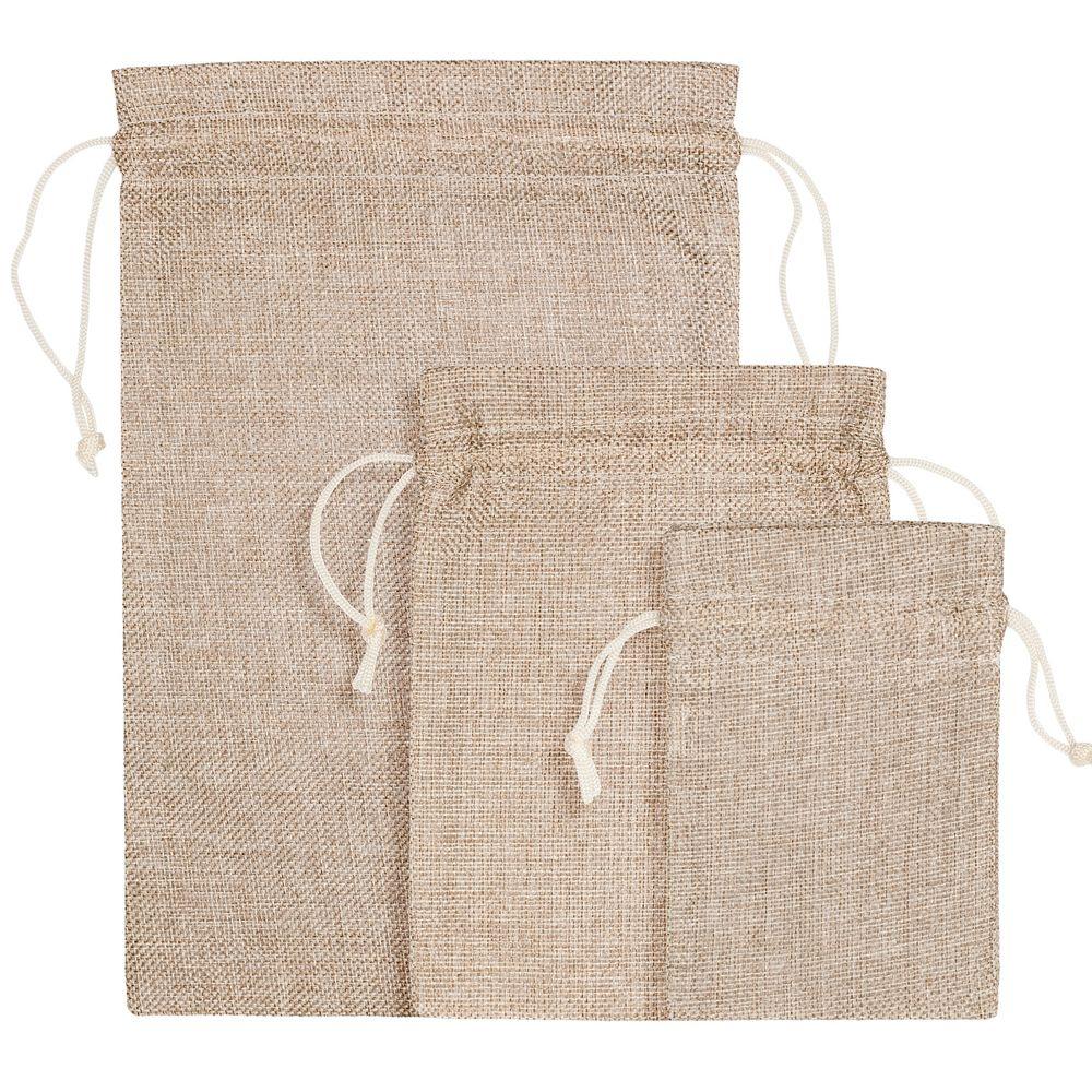 Подарочный мешок Foster Thank, S, неокрашенный, 10х15 см - 5