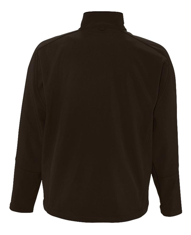 Куртка мужская на молнии Relax 340, коричневая - 5