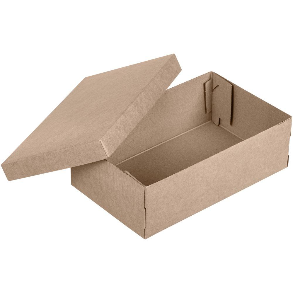 Коробка Common, M крафт, самосборная, 29х18х9,5 см, микрогофрокартон - 3