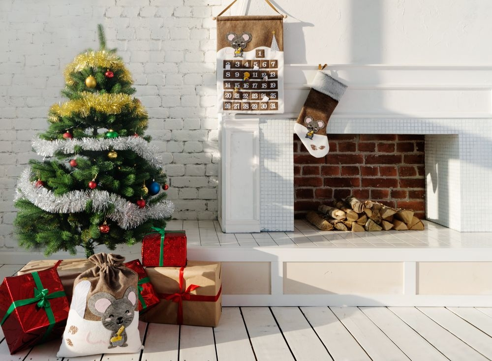 Адвент-календарь Noel, с мышкой - 8