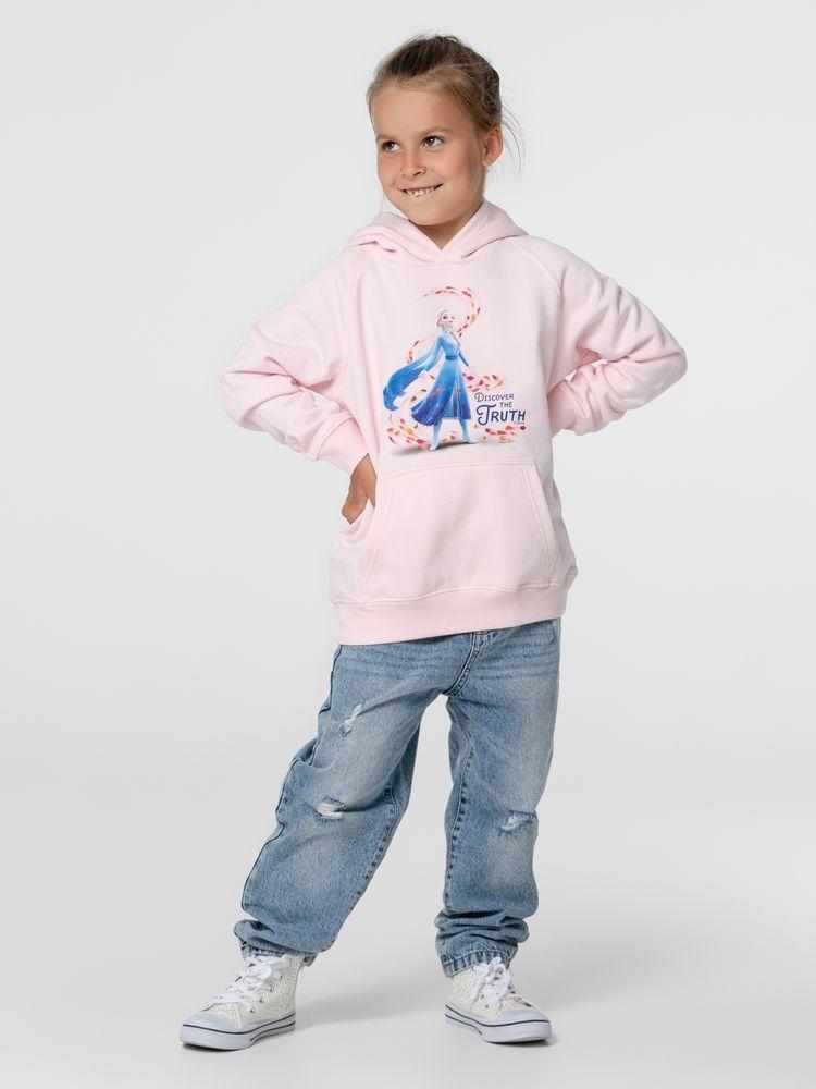 Худи детское Elsa, розовое - 1