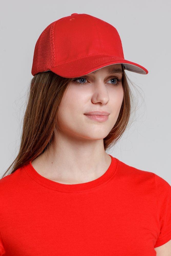 Бейсболка Beinn Eighe, красная - 10