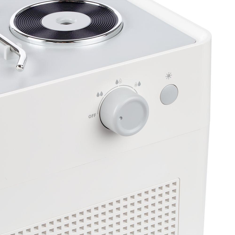 Переносной увлажнитель-ароматизатор с подсветкой Breathe at Ease, белый - 4