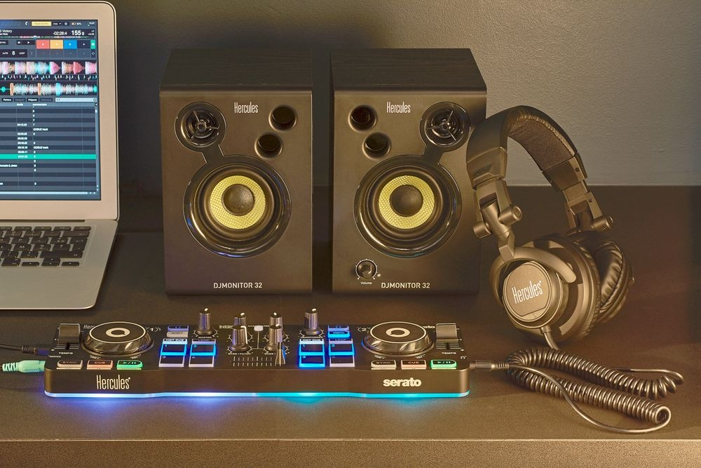 Набор начинающего диджея Hercules DJ Starter Kit - 11