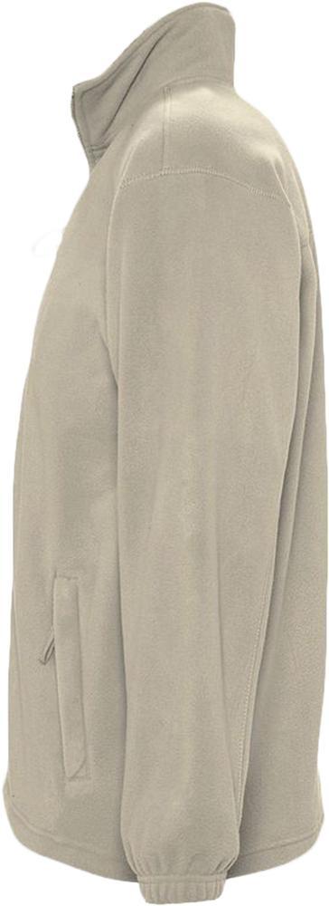 Куртка мужская North 300, бежевая - 6