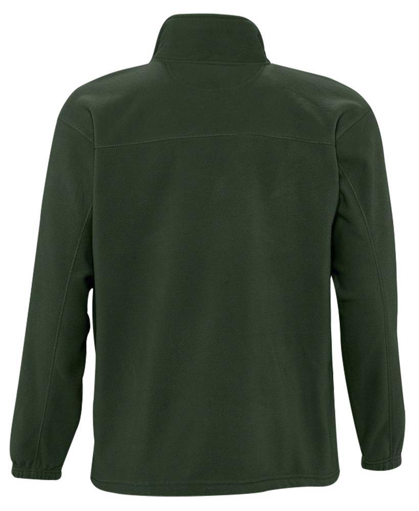 Куртка мужская North 300, зеленая - 5