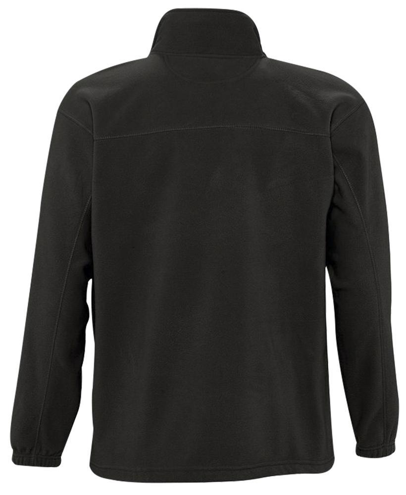 Куртка мужская North 300, черная - 5