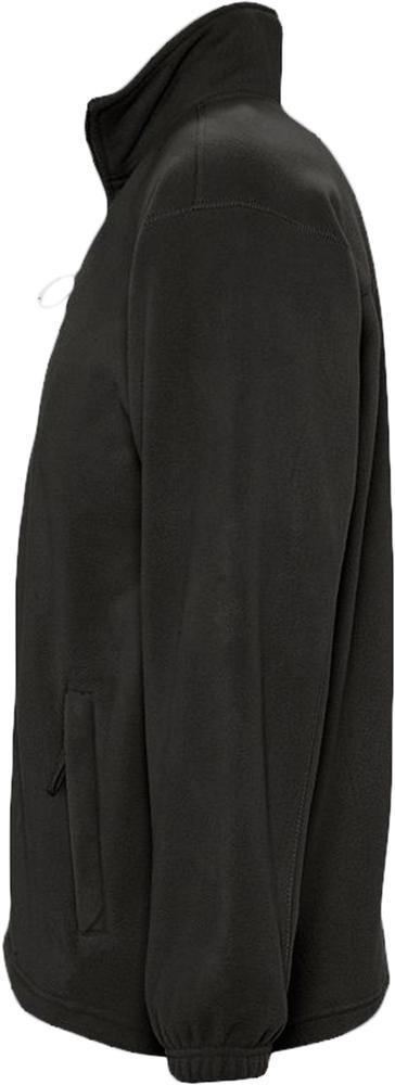 Куртка мужская North 300, черная - 6