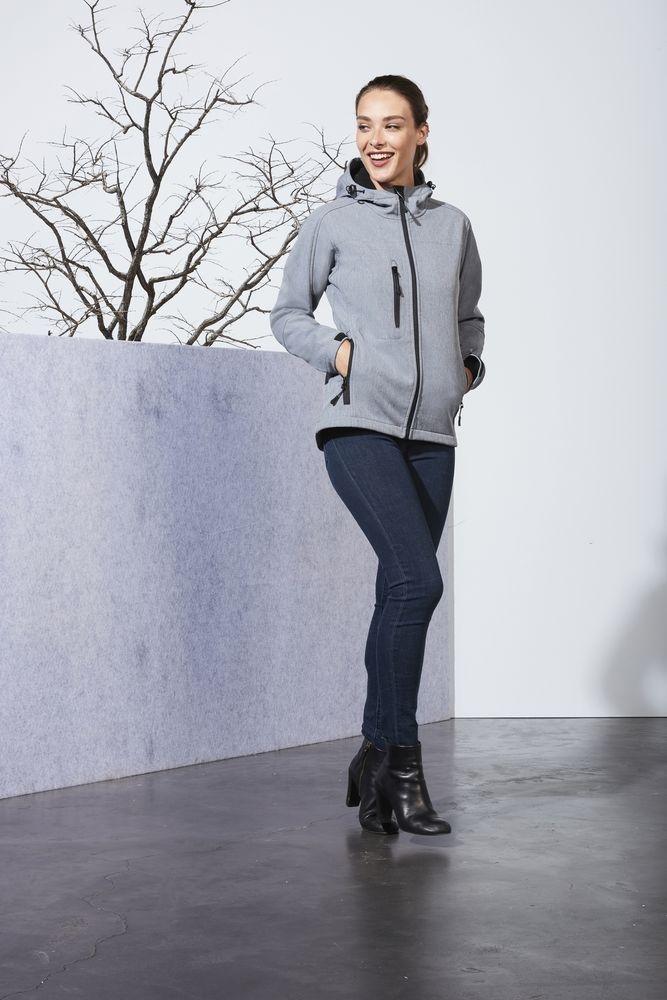 Куртка женская с капюшоном Replay Women, белая - 2