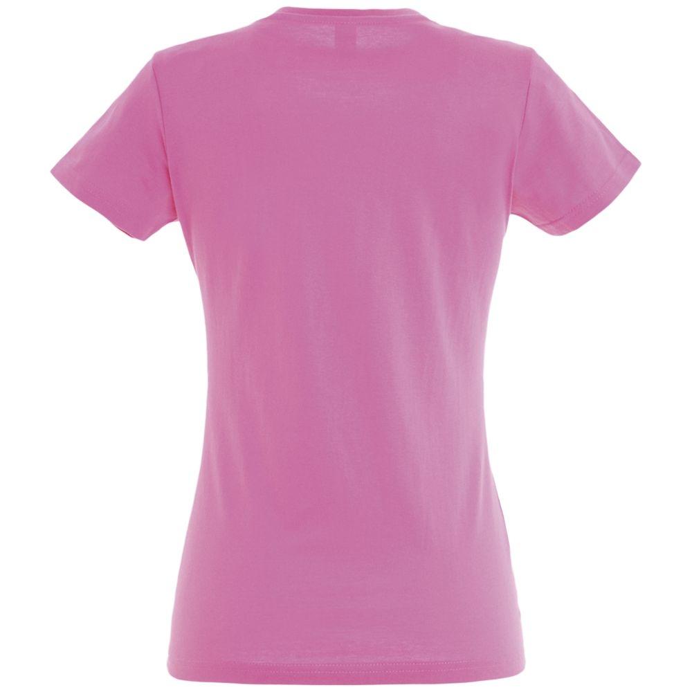 Футболка женская Imperial Women 190, розовая - 3