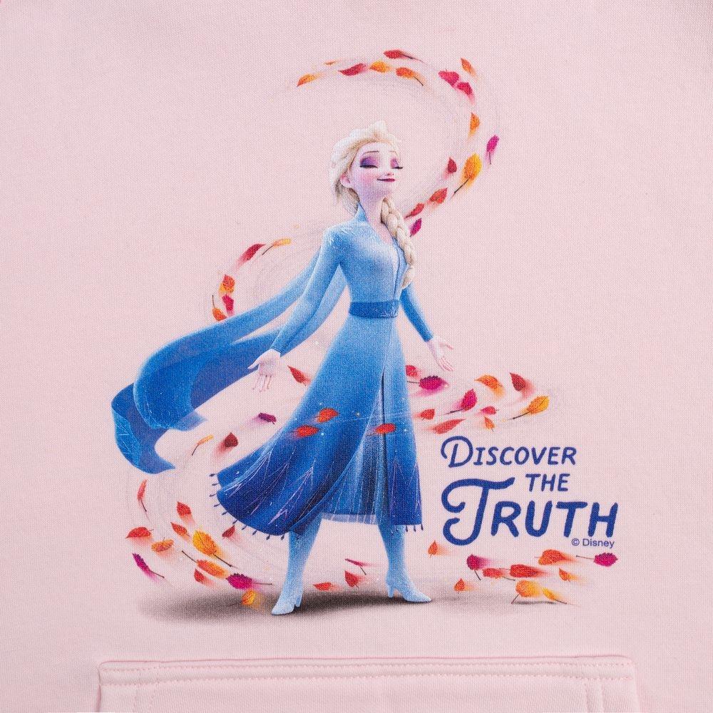 Худи детское Elsa, розовое - 7