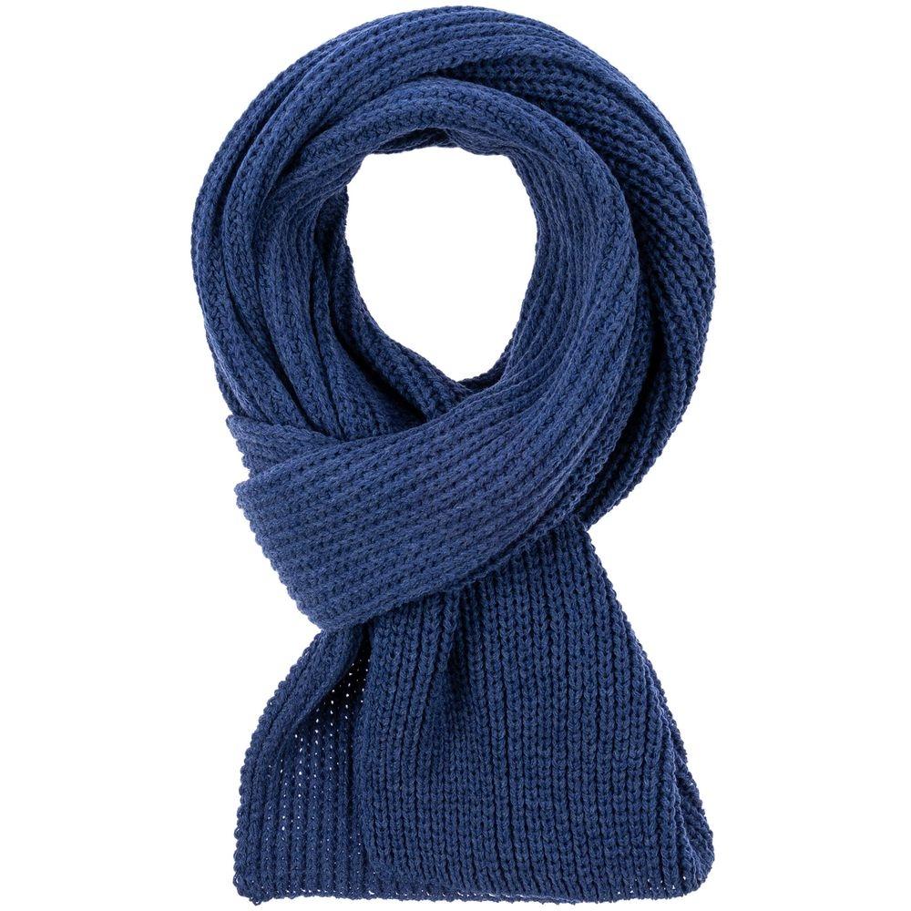 Набор Nordkyn с шарфом, синий меланж - 3