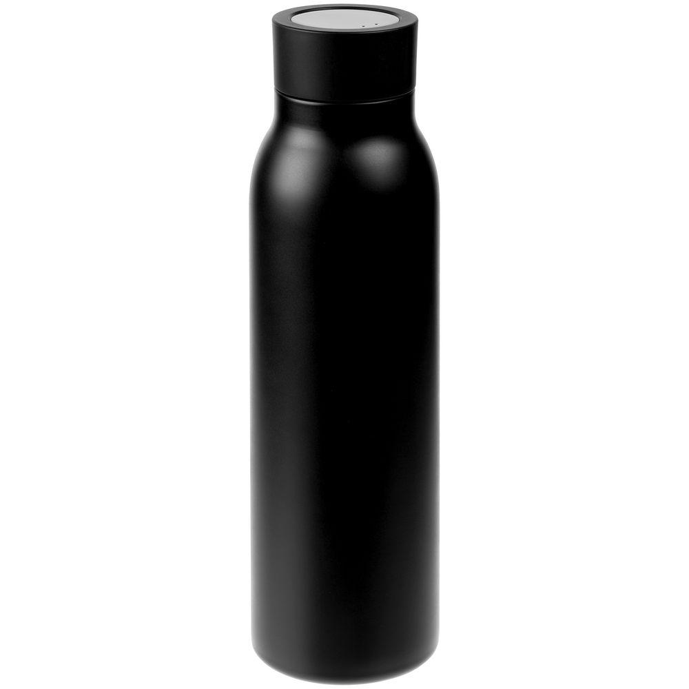 Умная термобутылка tellBottle ver. 3, черная - 1
