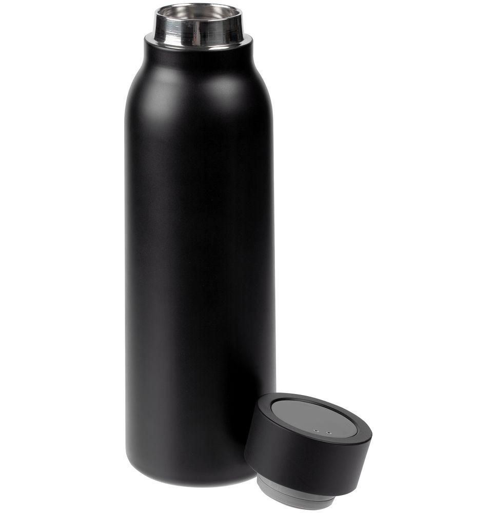 Умная термобутылка tellBottle ver. 3, черная - 3