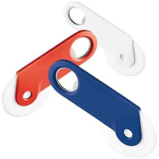Нож для пиццы Slice, синий - 1