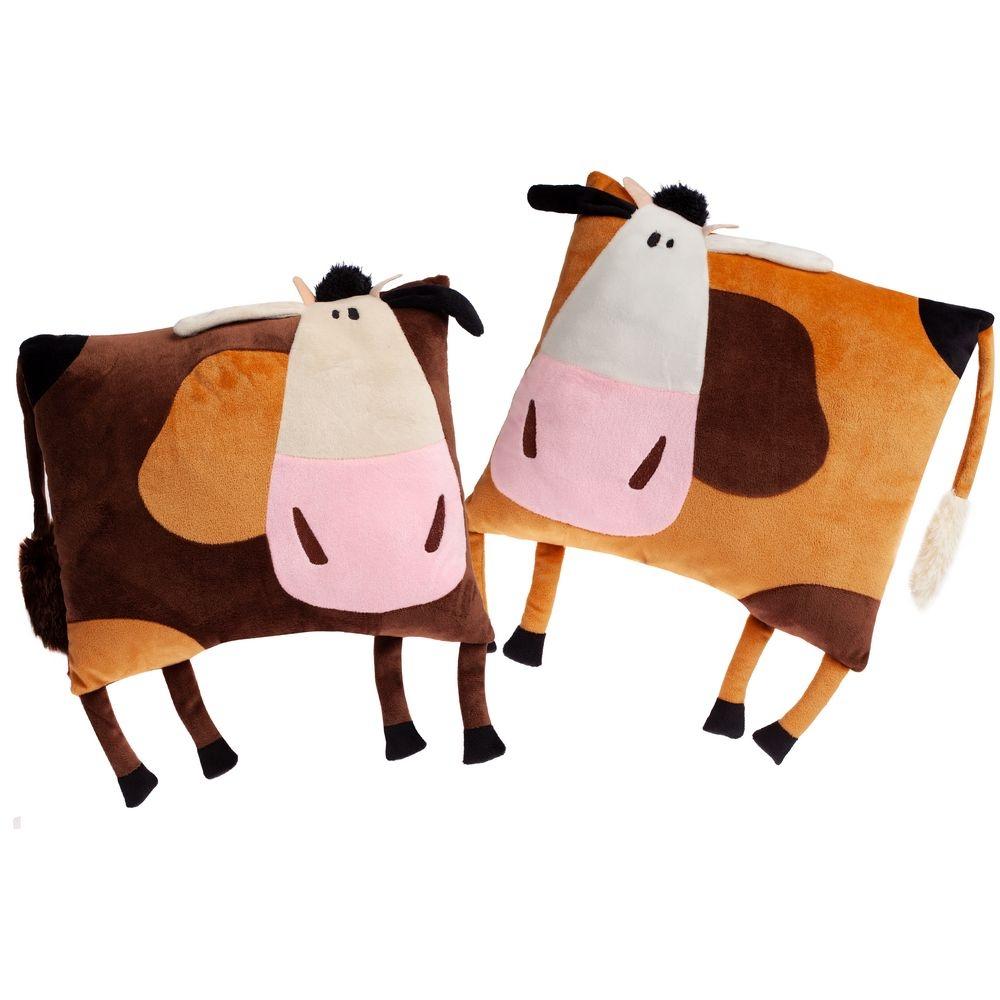 Подушка «Корова Зорька» - 5