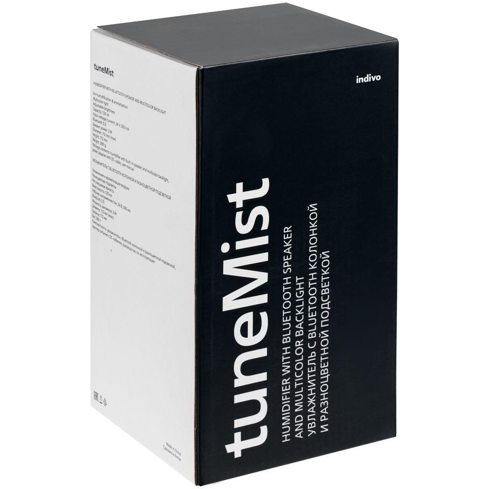 Увлажнитель с колонкой и подсветкой tuneMist, белый - 3