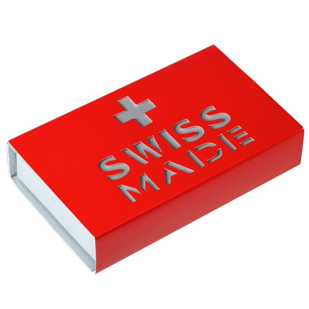Набор Swiss Made, красный - 6