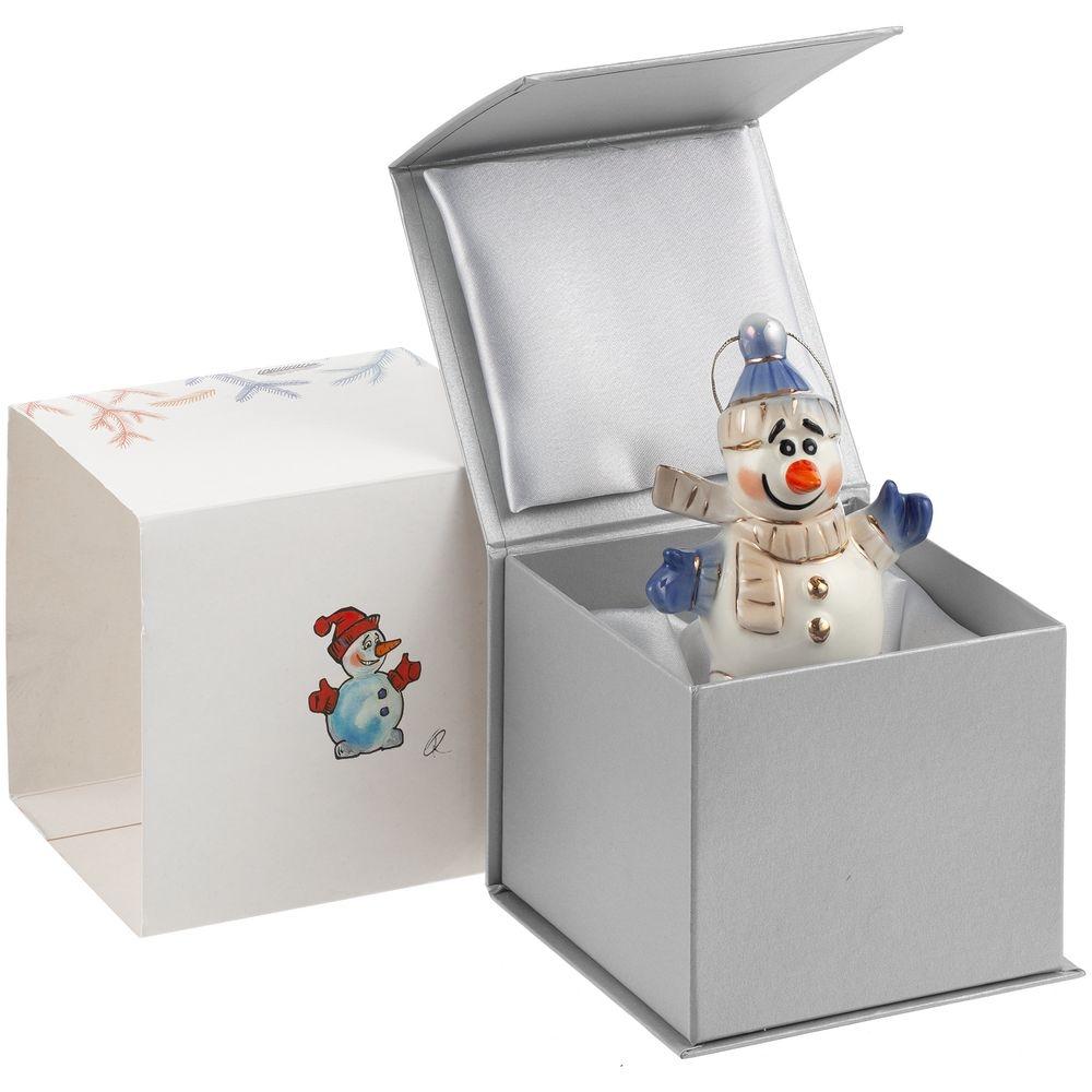 Фарфоровая елочная игрушка Olaf - 10