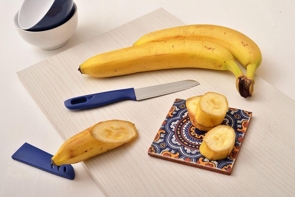 Нож кухонный Aztec, синий - 8