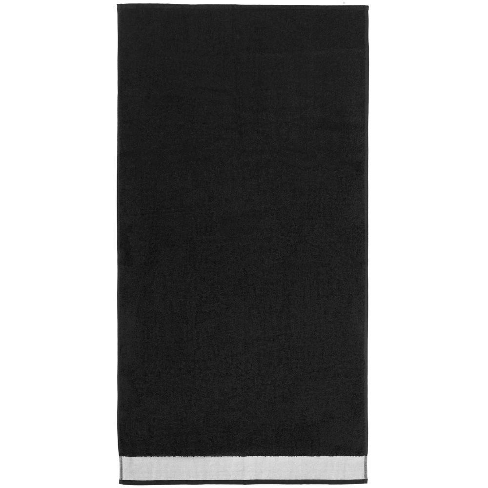 Полотенце Etude, малое, черное - 1