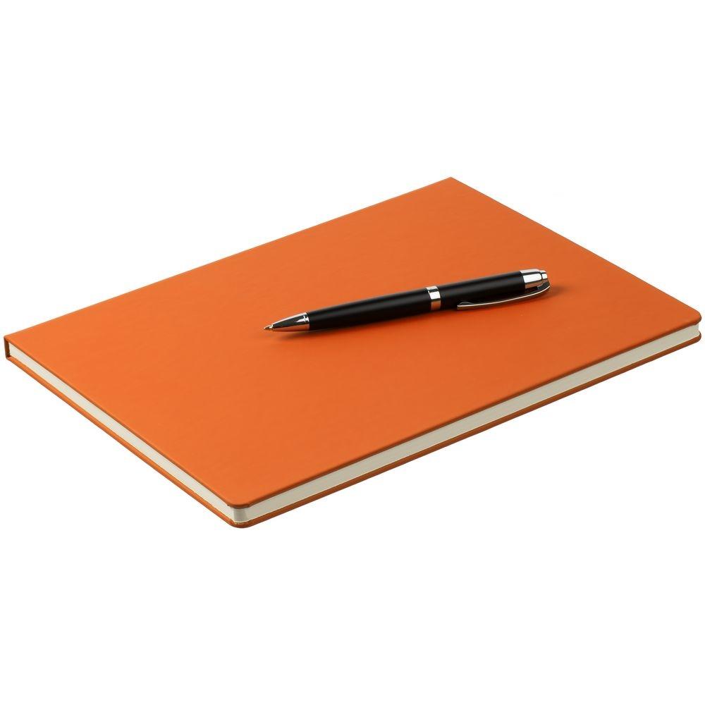 Еженедельник Shall, недатированный, оранжевый - 13