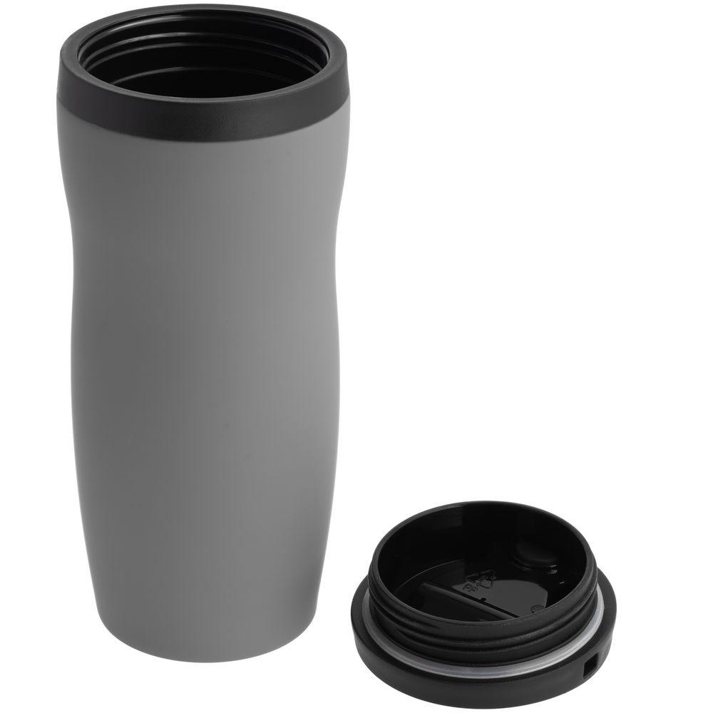 Термостакан Forma, серый - 1
