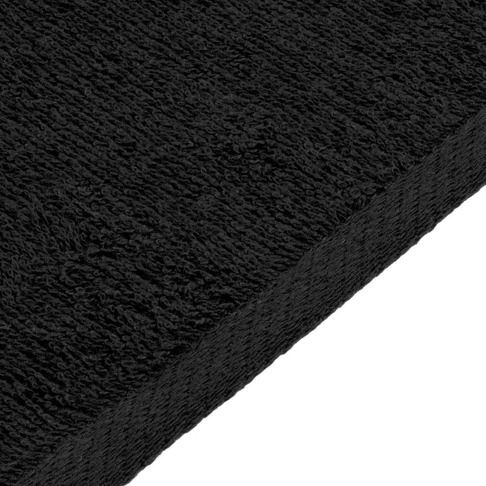 Полотенце Etude, малое, черное - 3