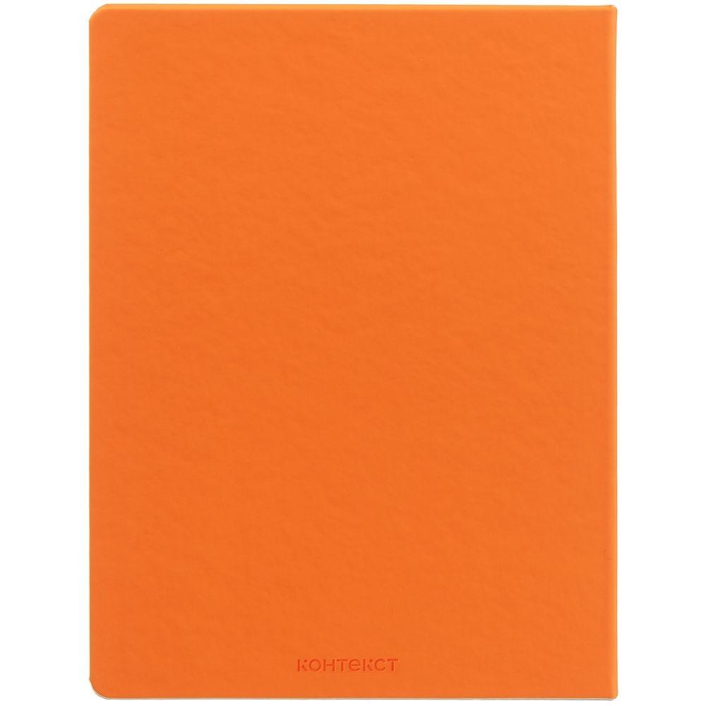 Еженедельник Shall, недатированный, оранжевый - 7