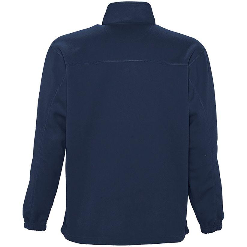 Толстовка из флиса Ness 300, темно-синяя (navy) - 4