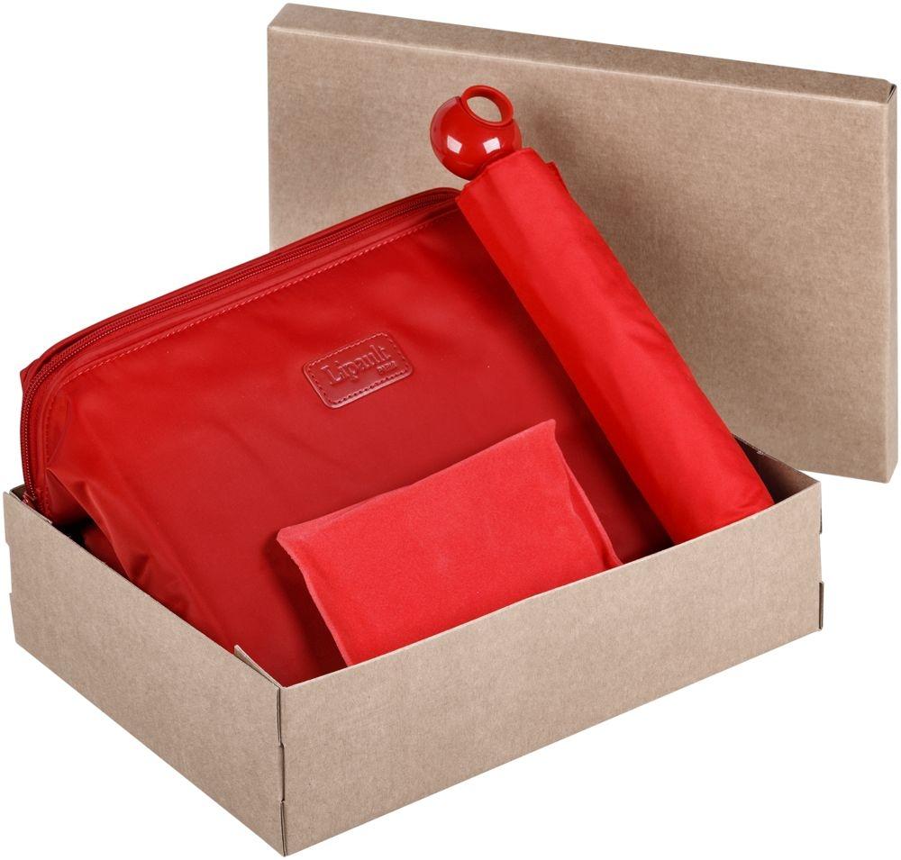 Коробка Common, L крафт, самосборная, 34,5х23х9 см, микрогофрокартон - 4
