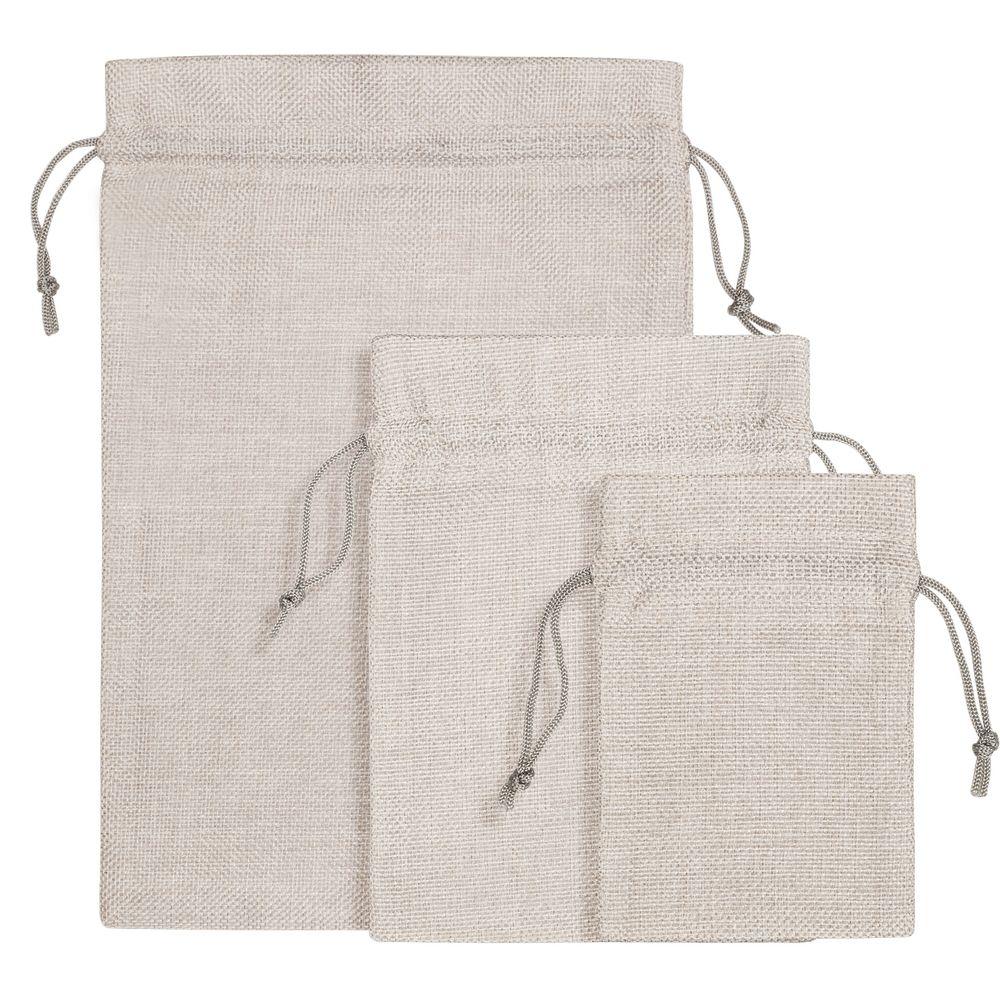 Подарочный мешок Foster Thank, S, белый, 10х15 см - 5
