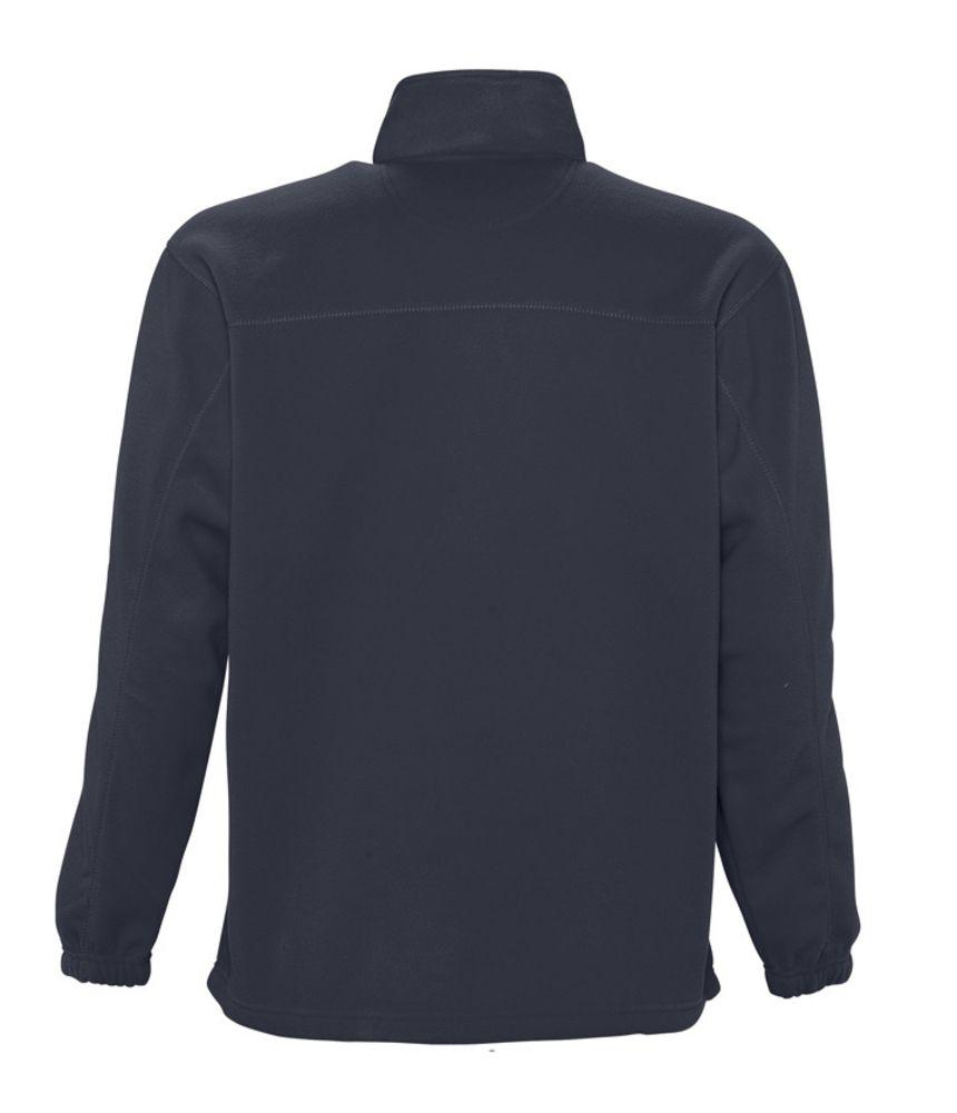 Толстовка из флиса Ness 300, темно-синяя (navy) - 7