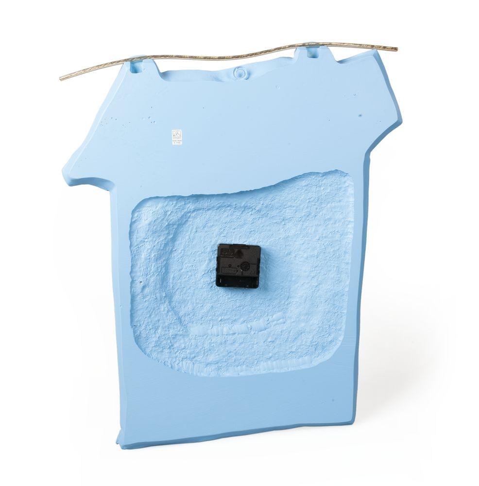 Часы «Рубашка», небесно-голубые - 1
