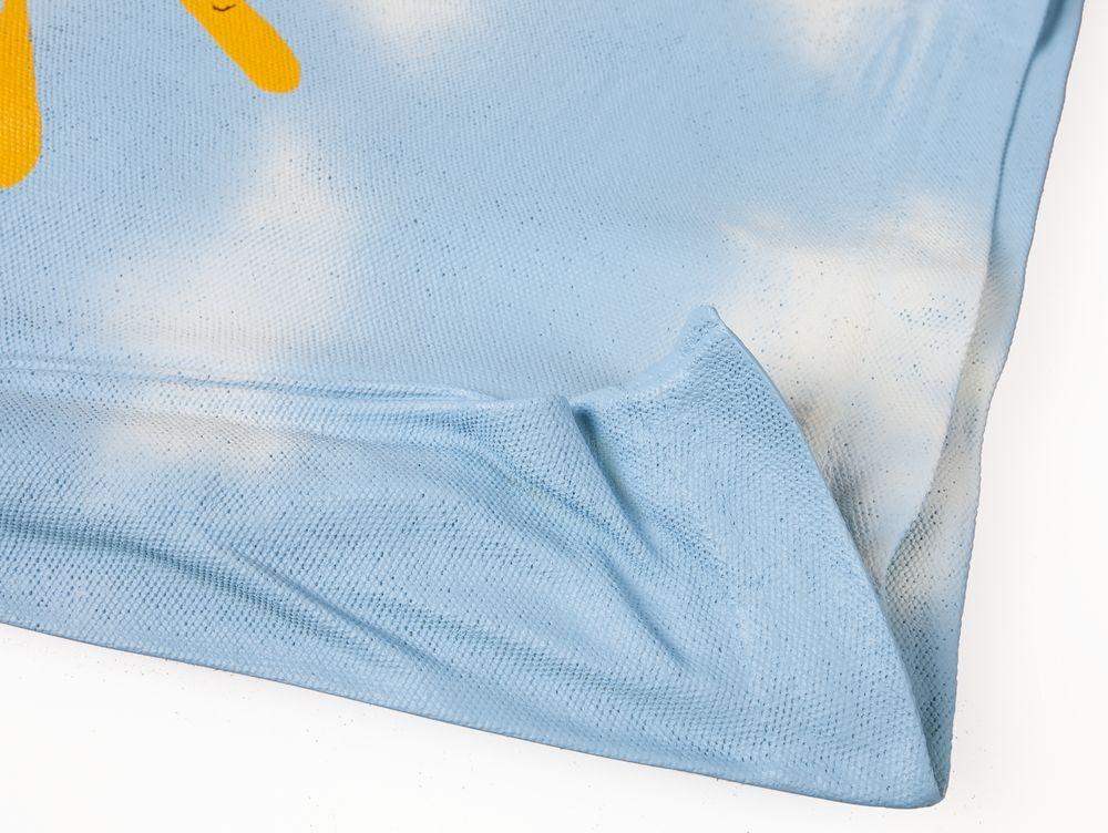 Часы «Рубашка», небесно-голубые - 2