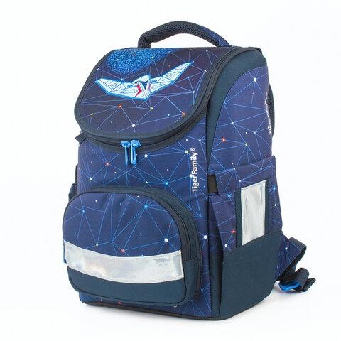 Ранец TIGER FAMILY для начальной школы, Earnest, Travel In Space, 39х31х23 см, 227868, TGET-001A - 1