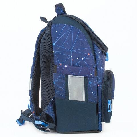 Ранец TIGER FAMILY для начальной школы, Earnest, Travel In Space, 39х31х23 см, 227868, TGET-001A - 5