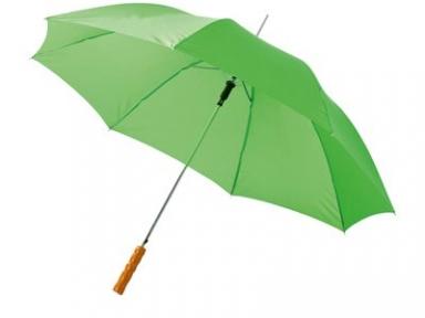 Oasis Зонт-трость Луизиана полуавтоматический, ярко-зеленый
