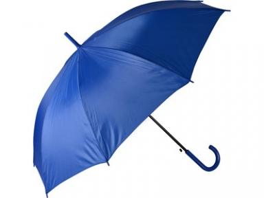 Oasis Зонт-трость Grand полуавтоматический с пластиковой ручкой синий