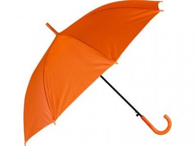 Oasis Зонт-трость Grandполуавтоматический с пластиковой ручкой, оранжевый